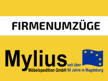 Mylius-Umzug Firmenumzüge