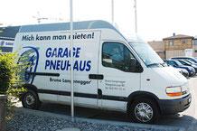 Mietfahrzeug - Garage Pneuhaus Bruno Langenegger Herzogenbuchsee