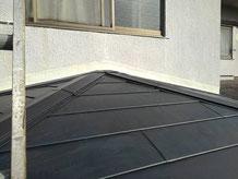 屋根の雨漏り修理 カバー工法