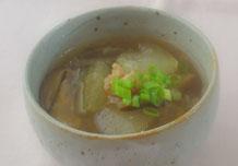 冬瓜のスープ 薬膳 レシピ 神戸 まり 槇玲 スクール