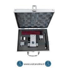 Dotazione standard durometri per rivestimenti (Wolff-Wilburn) VLDRV500
