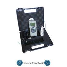 Dotazione standard spessimetri ad ultrasuoni serie VLSTB140