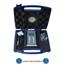 Dotazione standard vibrometro triassiale VLVR6380