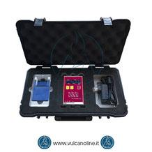 Dotazione standard rugosimetro compatto VLRGN110