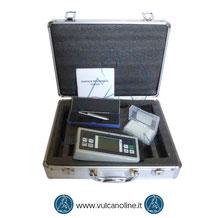 Dotazione standard rugosimetro VLRGX6210-VLRGX6200