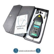 Dotazione standard tachimetro digitale ottico contatto VLTC2236