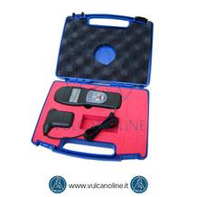 Dotazione standard igrometro per materiali VLGM7825PS