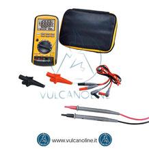 Dotazione standard multimetro digitale VLML040R