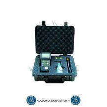 Dotazione standard spessimetro ad ultrasuoni ad alta risoluzione VLST350