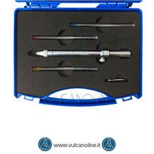 Dotazione standard durometro per vernici e rivestimenti - DUR-O-Test VLDRV318
