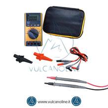 Dotazione standard multimetro digitale VLML017