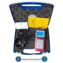Dotazione standard anemometro VLNM4836V