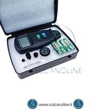 Dotazione standard tachimetro digitale a contatto VLTC2235