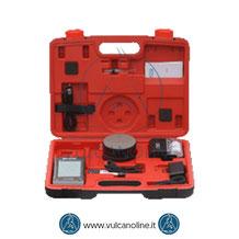 Dotazione standard durometro a rimbalzo per metalli touchscreen VLDR550