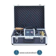 Dotazione standard scintillografo VLSC101