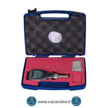 Dotazione standard rugosimetro per sabbiature VLRGS6223