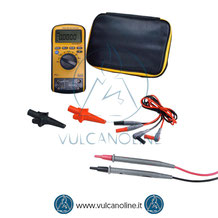 Dotazione standard multimetro digitale VLML055