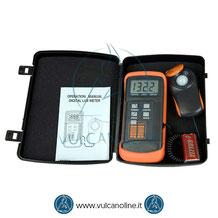 Dotazione standard luxmetro digitale VLLX1330B
