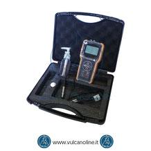 Dotazione standard spessimetro ad ultrasuoni attraverso vernici VLSTC3000
