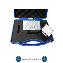Dotazione standard glossmetro per carta VLGL0750