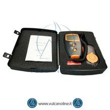 Dotazione standard luxmetro digitale VLLX1010BS