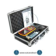 Dotazione standard spessimetro ad ultrasuoni VLST100