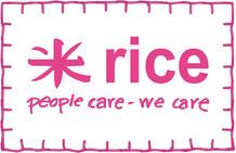 Logo Rice - dänisches Design für die Küche