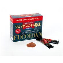 フコイダンエキス原末顆粒 30包