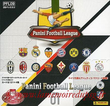 Panini Football League 2015 - PFL09 - Couverture Album