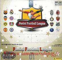 Panini Football League 2014 - PFL05 - Couverture Album
