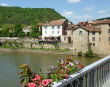 Crré des gourmets St Antonin Noble Val 29kms