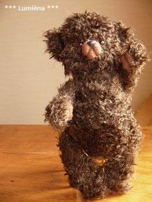 あみぐるみの森のクマさん AMIGURUMI of brown bear :)
