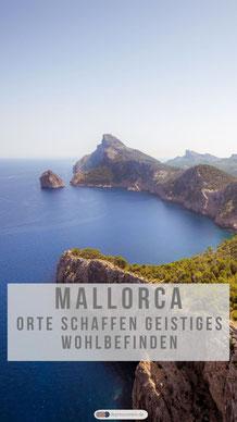 Mallorca Gesundheit und Wohlbefinden -  Orte schaffen geistiges Wohlbefinden