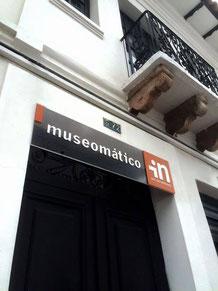 Fachada del Museomático