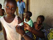 Dépistage de la malnutrition