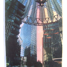 Häuserflucht am Potsdamer Platz, reichpietschufer