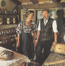 Raimund und Johanna Staar 1985