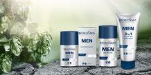 MEN Natürliche Pflege für Männerhaut