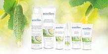 Biokosma BASIC VISAGE Feuchtigkeitspflege für normale Haut und Mischhaut