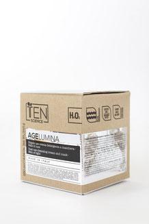 Agelumina: Doppio uso crema detergente e maschera – Pelle di Luce. --35 €--