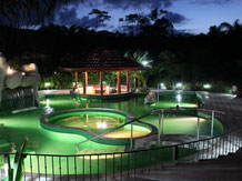 Arenal Combo Tour:  Canopy +Paradise Hot Springs