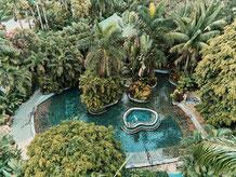 Arenal Combo Tour:  Canopy + Baldi Hot Springs
