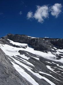 Le Ruan et son glacier