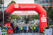 Startbereich Münsterland Giro 2017