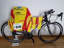 vorbereiteter Renner für Münsterland Giro 2017
