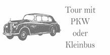 Stadttour mit PKW oder Kleinbus - kulturgut Berlin Stadtführungen