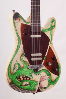 Isaak Guitars Little Monster