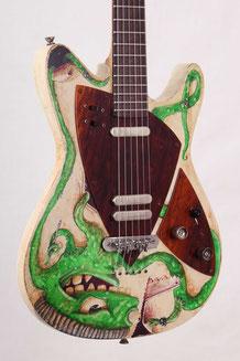 Isaak Guitars Little Monster