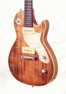 Isaak Guitars Lyrebird Junior