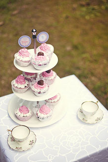 Weddingcake Cupcakes mariage France